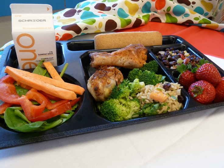 Healthy Foods For Kids' School Lunches  44 best DAIRY Rocks in School Meals images on Pinterest