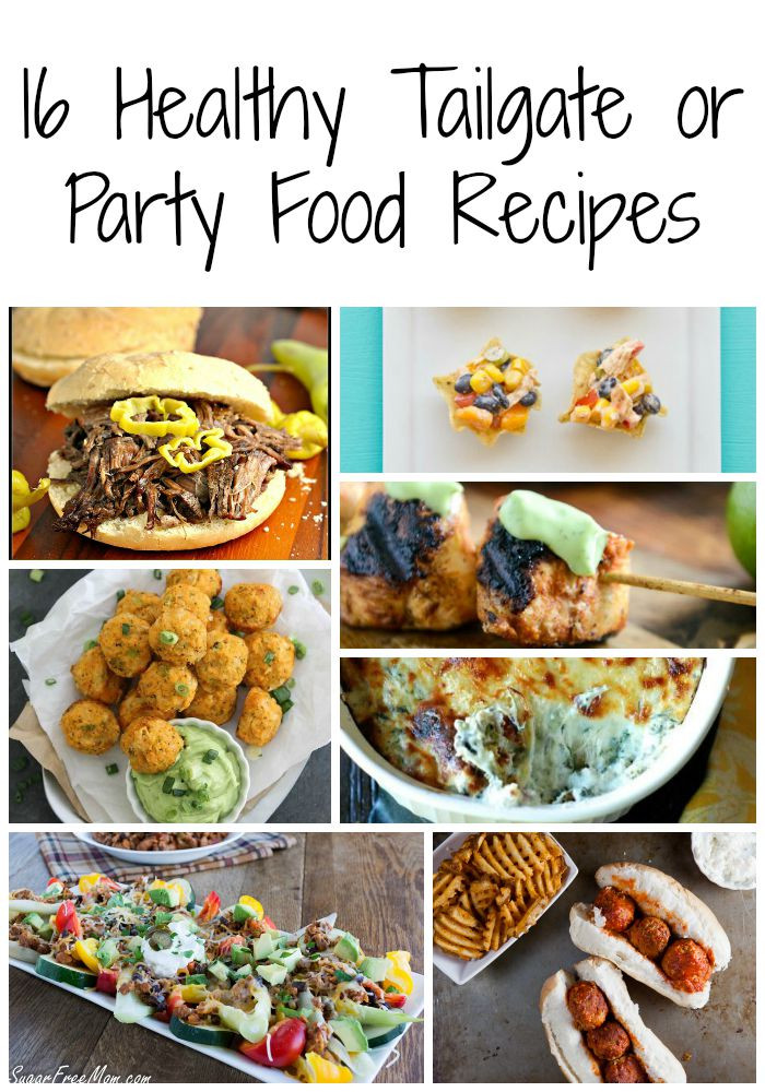 Healthy Football Appetizers  16 Healthy Tailgating or Football Party Recipes Food