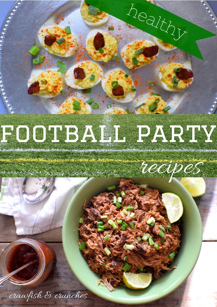 Healthy Football Appetizers  25 best images about Health Conscious Habits by Crawfish n