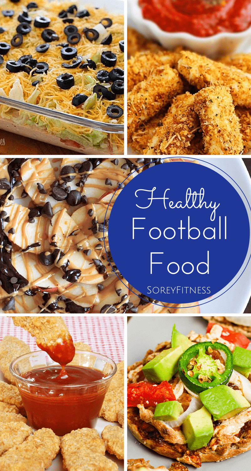 Healthy Football Game Appetizers  Healthy Football Snacks To Enjoy the Game