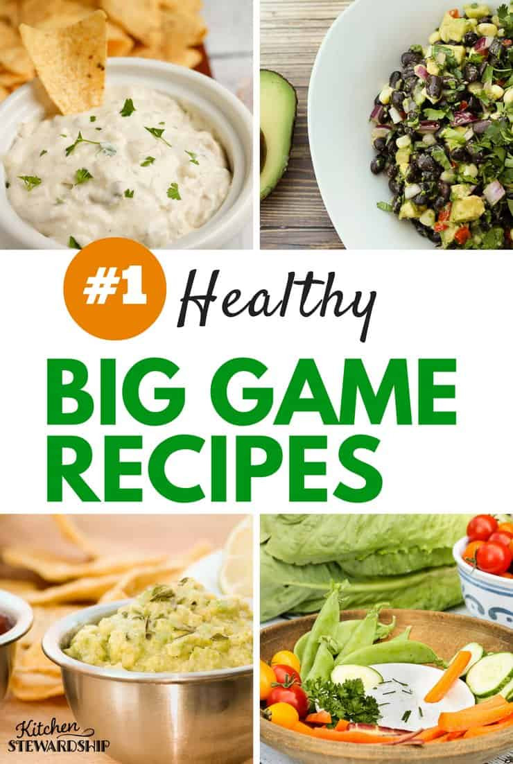 Healthy Football Game Appetizers  Best Homemade Healthy Football Party Recipes for the Win