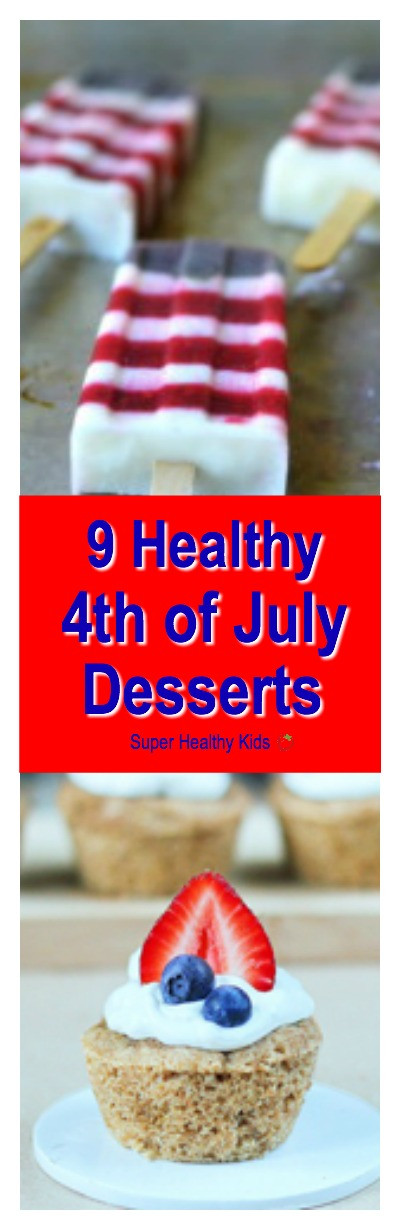 Healthy Fourth Of July Desserts  9 Healthy 4th of July Dessert Recipes