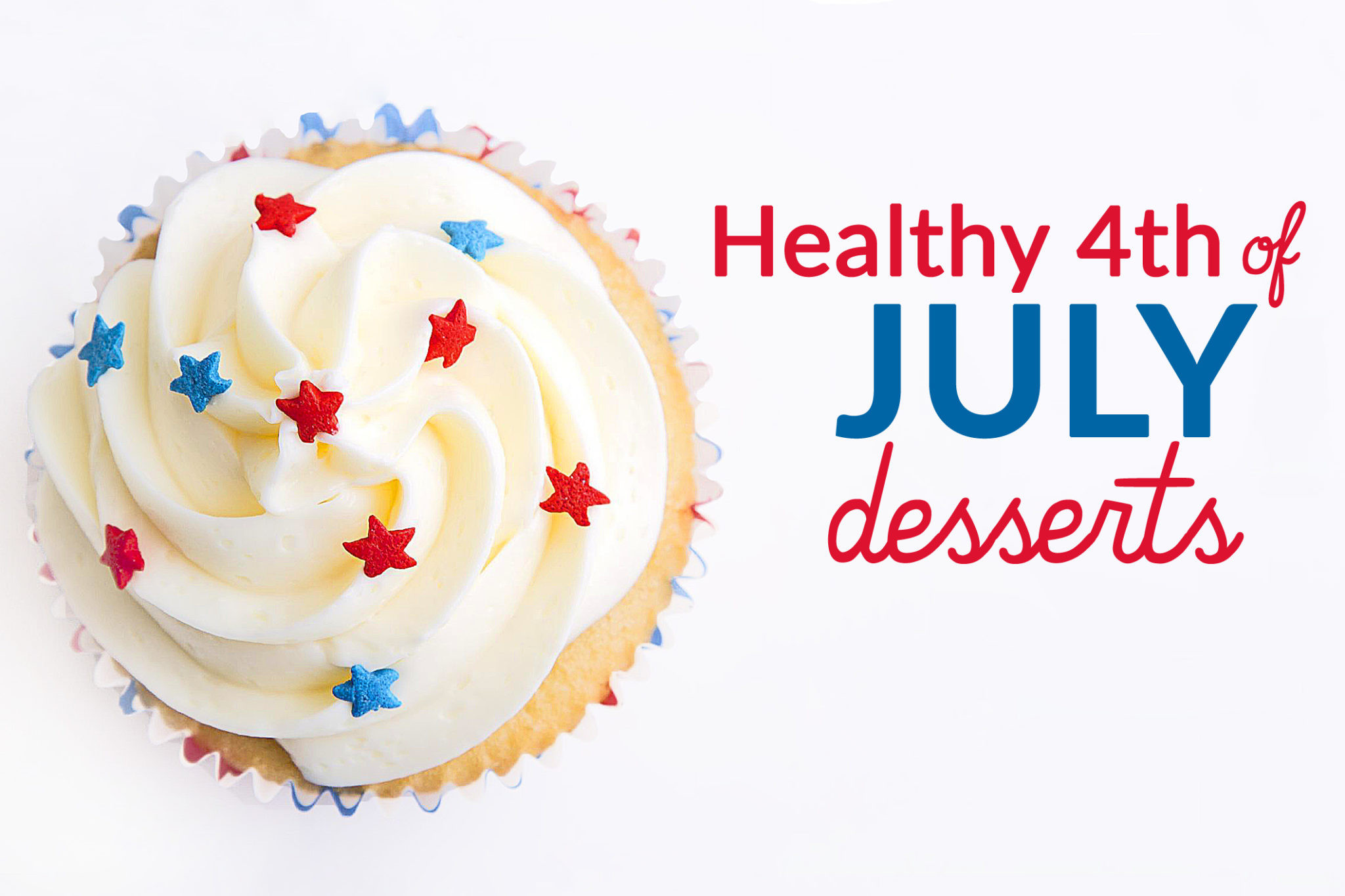 Healthy Fourth Of July Desserts  Recipe Roundup Healthy 4th of July Desserts Healthy