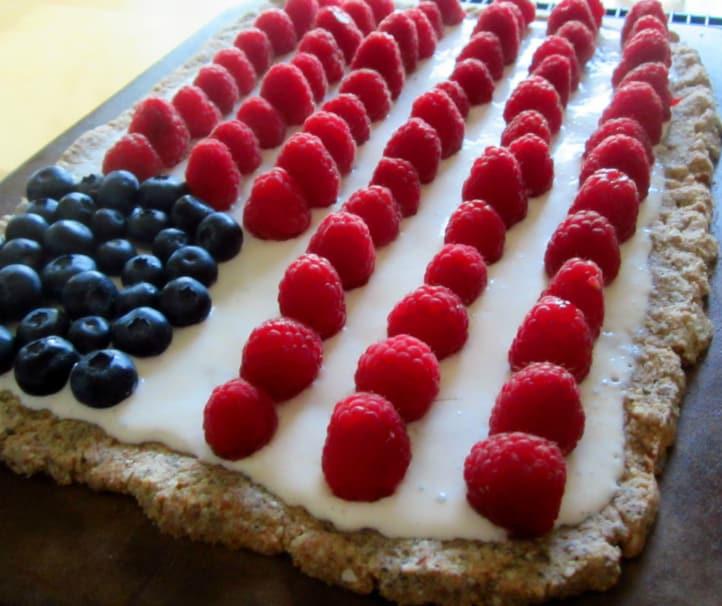 Healthy Fourth Of July Desserts  15 Trim Healthy Mama Patriotic Desserts Artful Homemaking