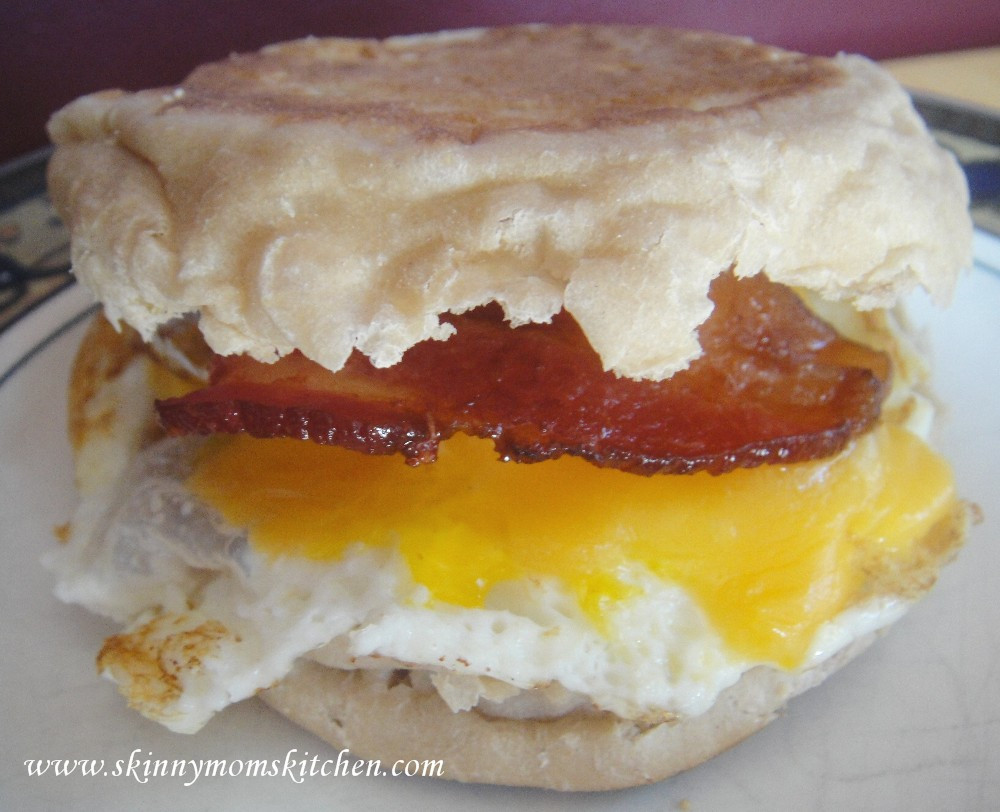 Healthy Freezer Breakfast Sandwiches  Freezer Cooking Weekend Challenge Breakfast Sandwiches