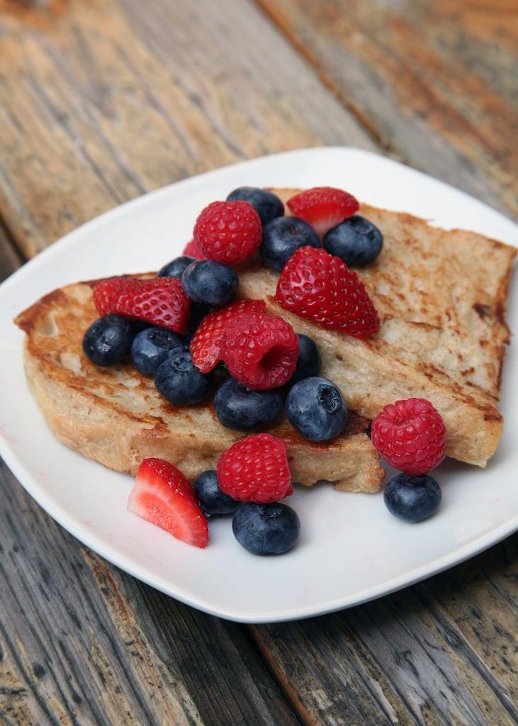 Healthy French Toast  Healthy French Toast Recipes