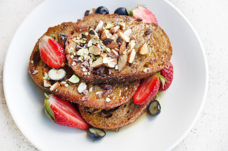 Healthy French Toast  Healthy French Toast Jessica Sepel