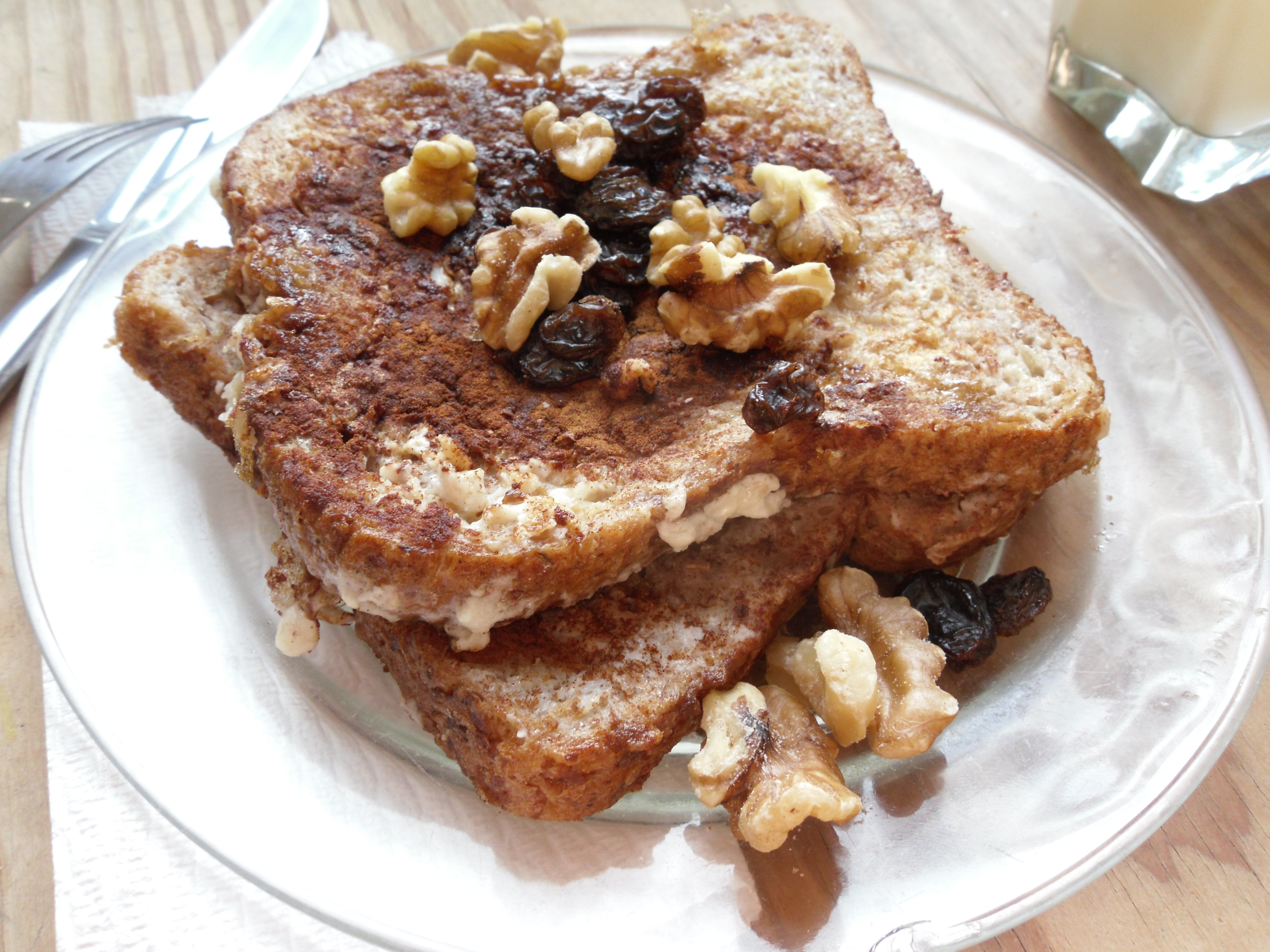 Healthy French Toast  Breakfast Healthy French Toast