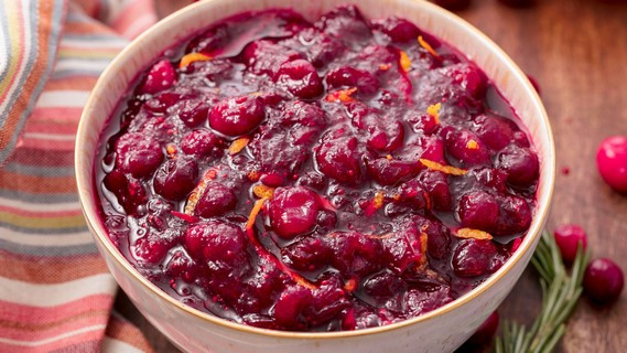 Healthy Fresh Cranberry Recipes  6 Healthy Vegan Christmas Foods That Are BOTH Delicious