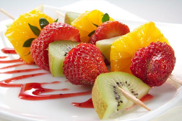 Healthy Fresh Fruit Desserts  7 Healthy summer desserts