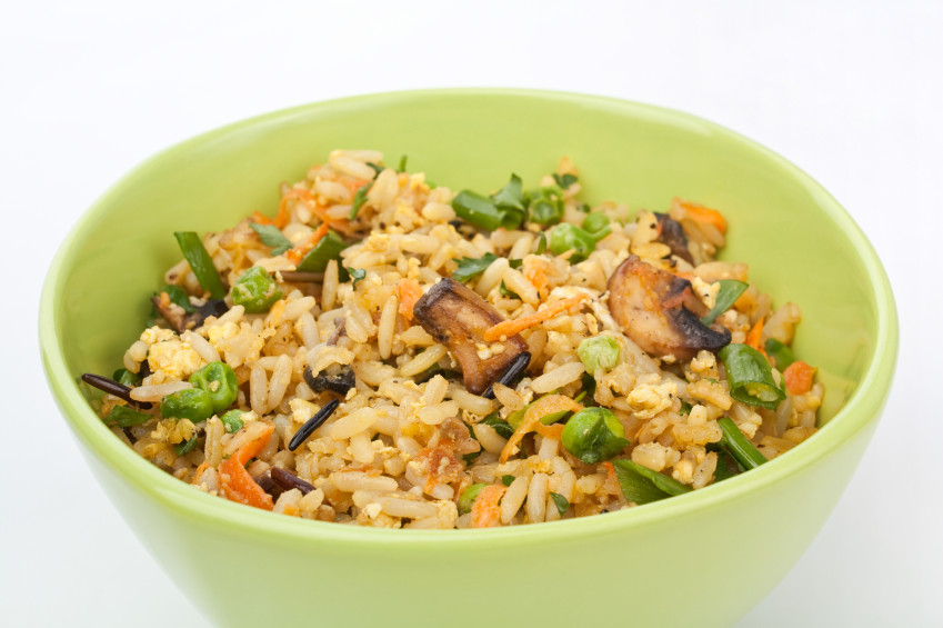 Healthy Fried Brown Rice  Healthy Ve able Fried Rice Get Healthy U