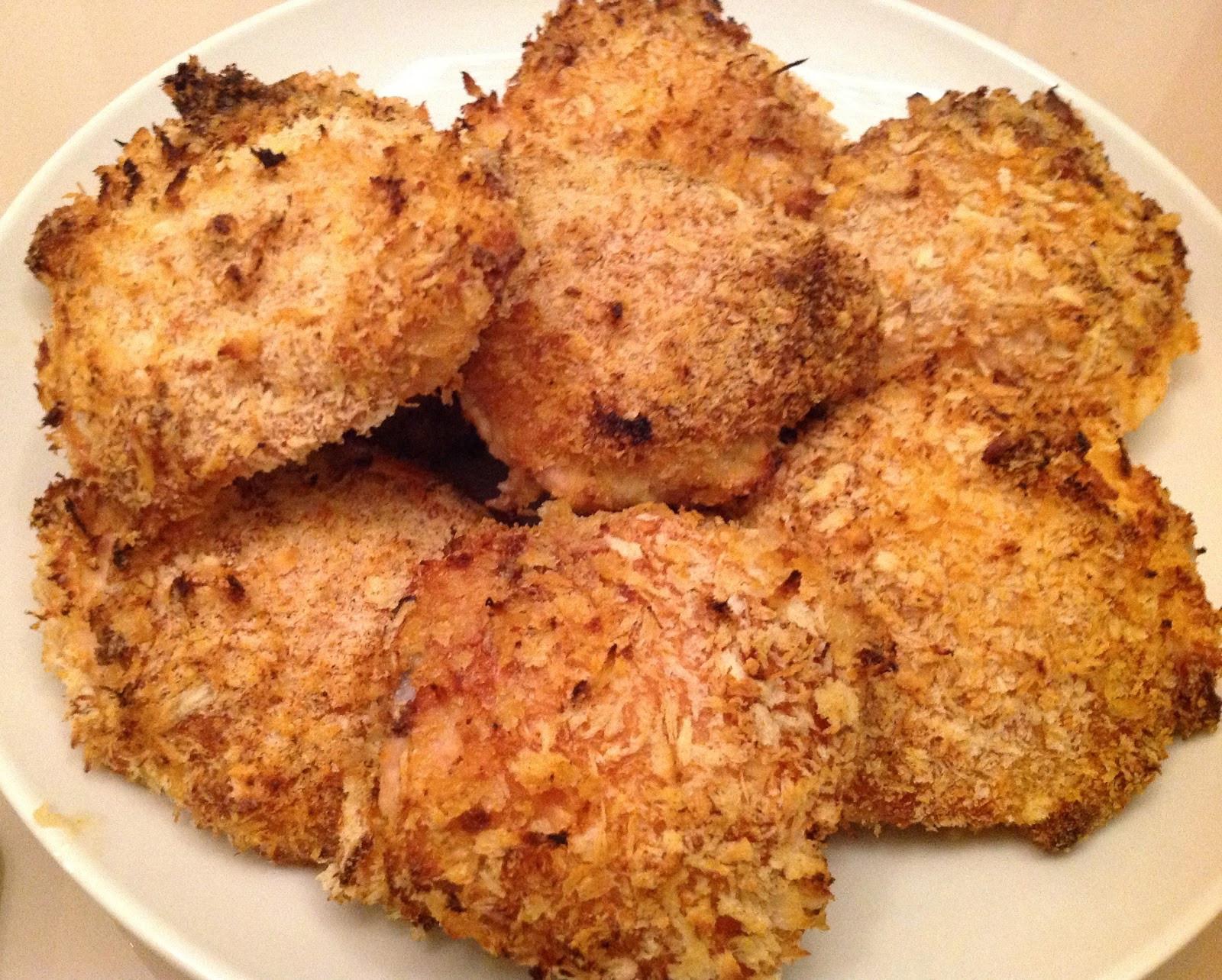 """Healthy Fried Chicken Recipe  VinMaquillage Recipe Healthy Buttermilk Oven """"Fried"""" Chicken"""