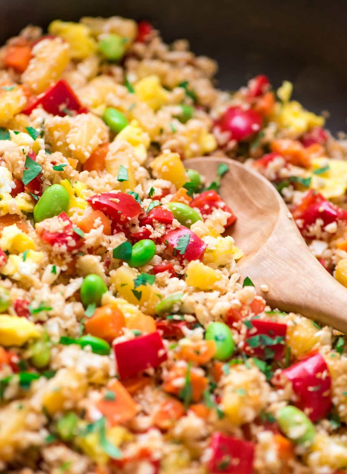 Healthy Fried Rice Recipe  Healthy Fried Rice