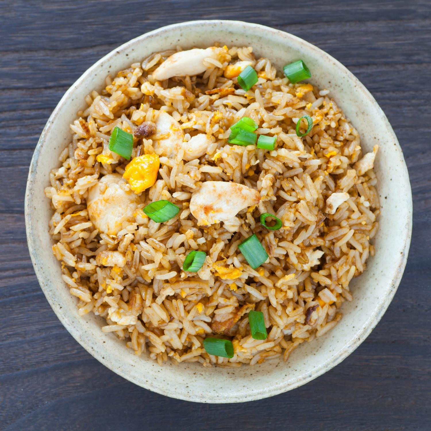 Healthy Fried Rice Recipe  A Healthy Fried Rice Recipe That Every Fit Girl Needs