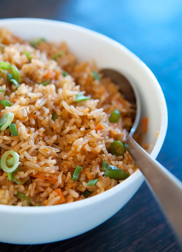 Healthy Fried Rice Recipes  Best 25 Healthy fried rice ideas on Pinterest