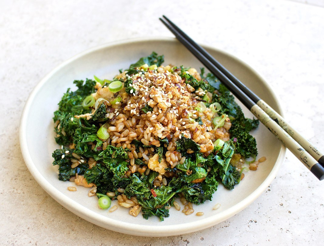 Healthy Fried Rice Recipes  Jessica Sepel s healthy fried rice recipe Sporteluxe Global