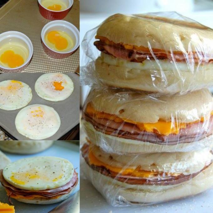 Healthy Frozen Breakfast Foods  Over 100 of the BEST Freezer Meals Kitchen Fun With My