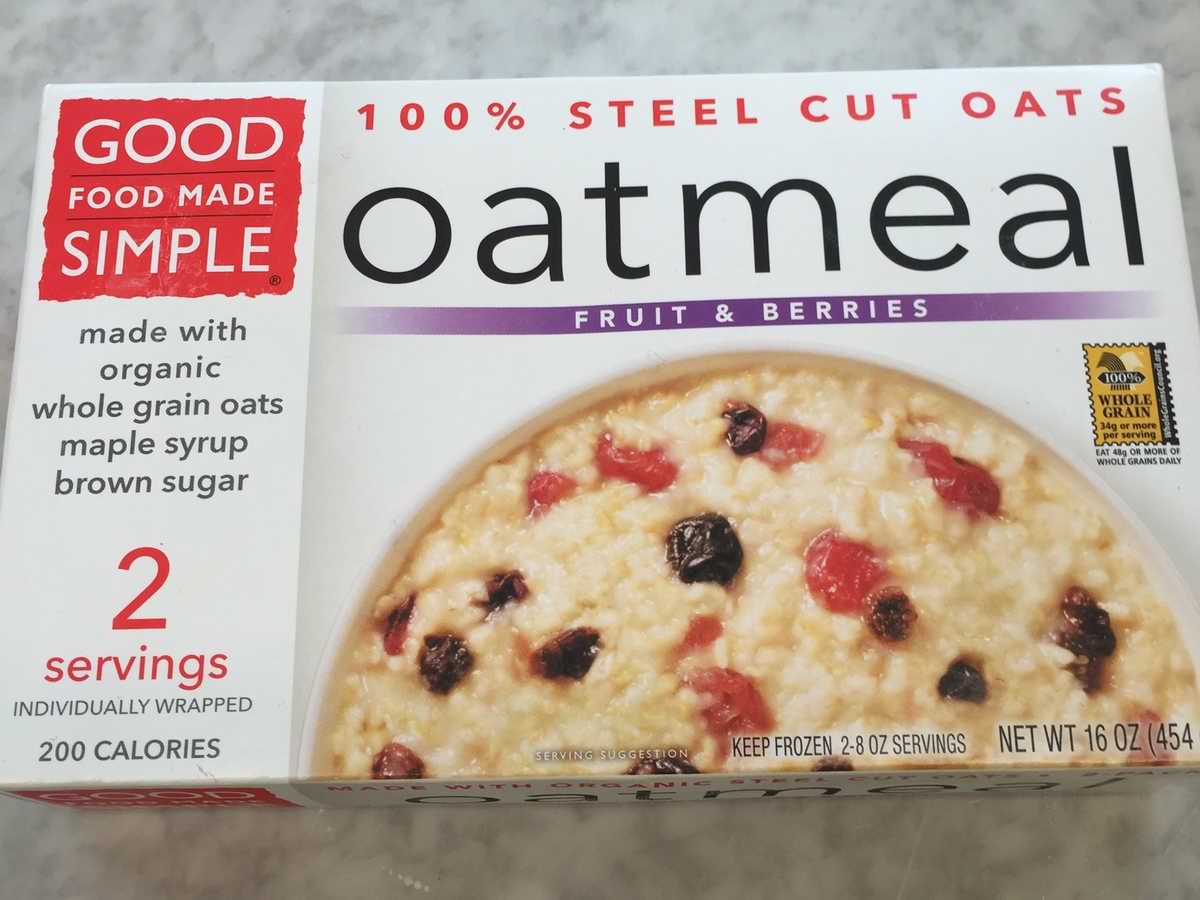 Healthy Frozen Breakfast Foods  The Healthiest Frozen Foods in the Supermarket Breakfast