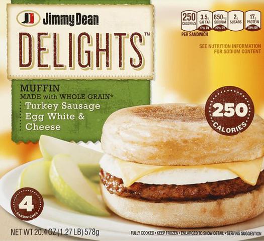 Healthy Frozen Breakfast  Healthy Frozen Breakfasts