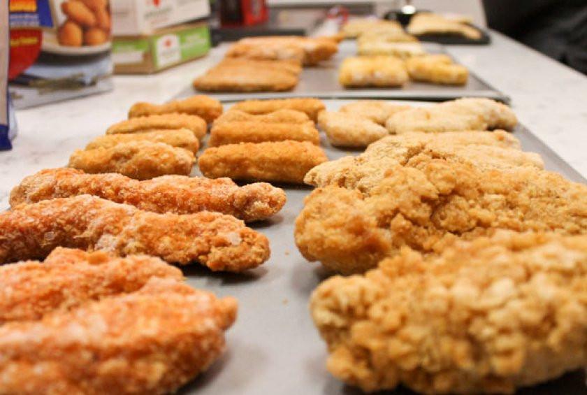 Healthy Frozen Chicken Tenders  The Ultimate Frozen Chicken Finger Taste Test