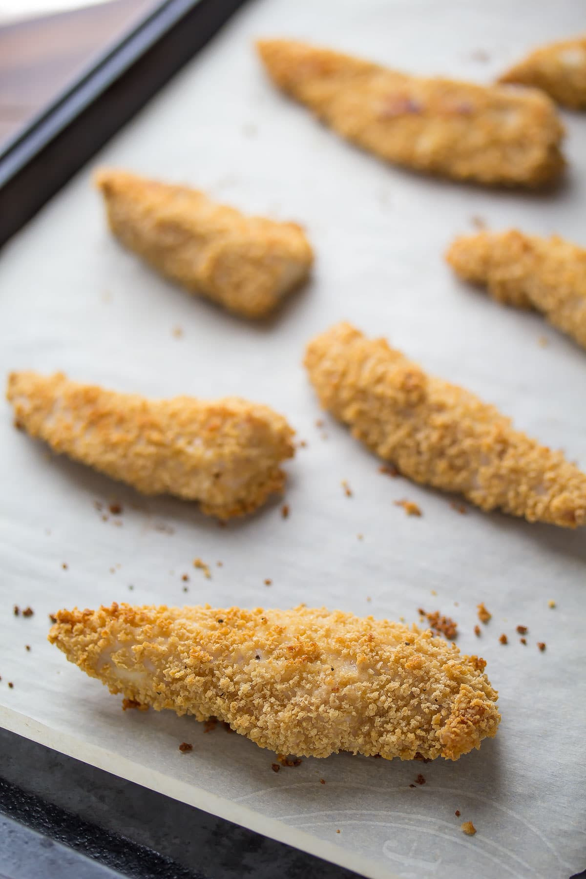 Healthy Frozen Chicken Tenders  Healthy Homemade Frozen Chicken Strips