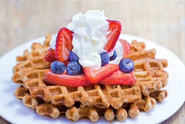 Healthy Frozen Waffles  BGN Healthy Eating Series 30 Great Recipes for a Healthy