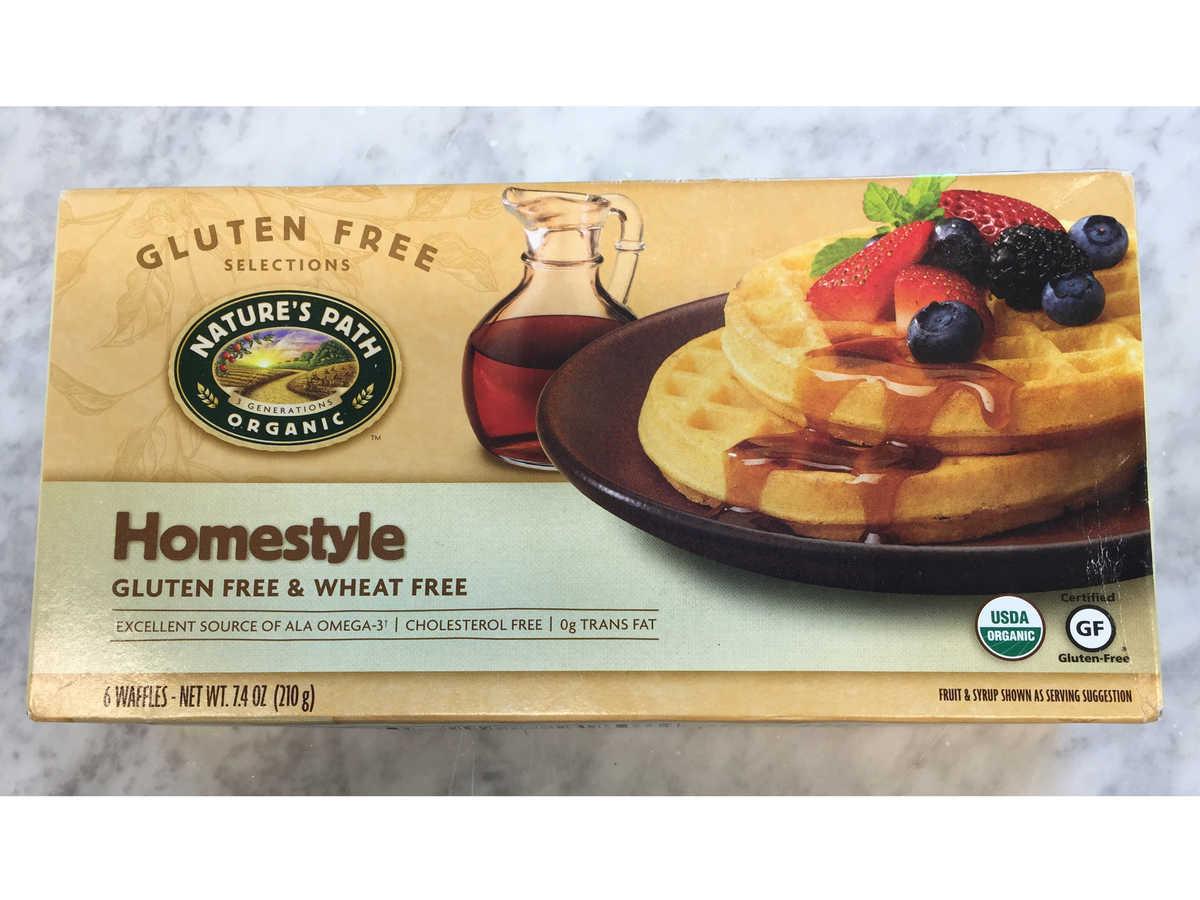 Healthy Frozen Waffles  Healthy Frozen Waffles Cooking Light
