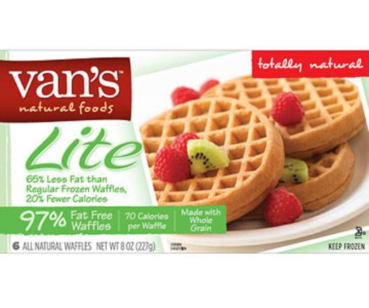 Healthy Frozen Waffles  The Healthiest Frozen Foods