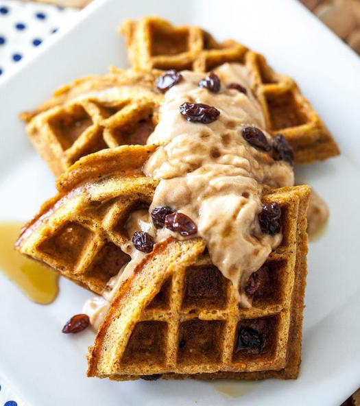 Healthy Frozen Waffles  Healthy Breakfast Ideas The Best Waffle Recipes