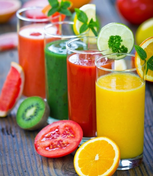 Healthy Fruit And Vegetable Smoothie Recipes  The Best ENERGY Drink of Your Life
