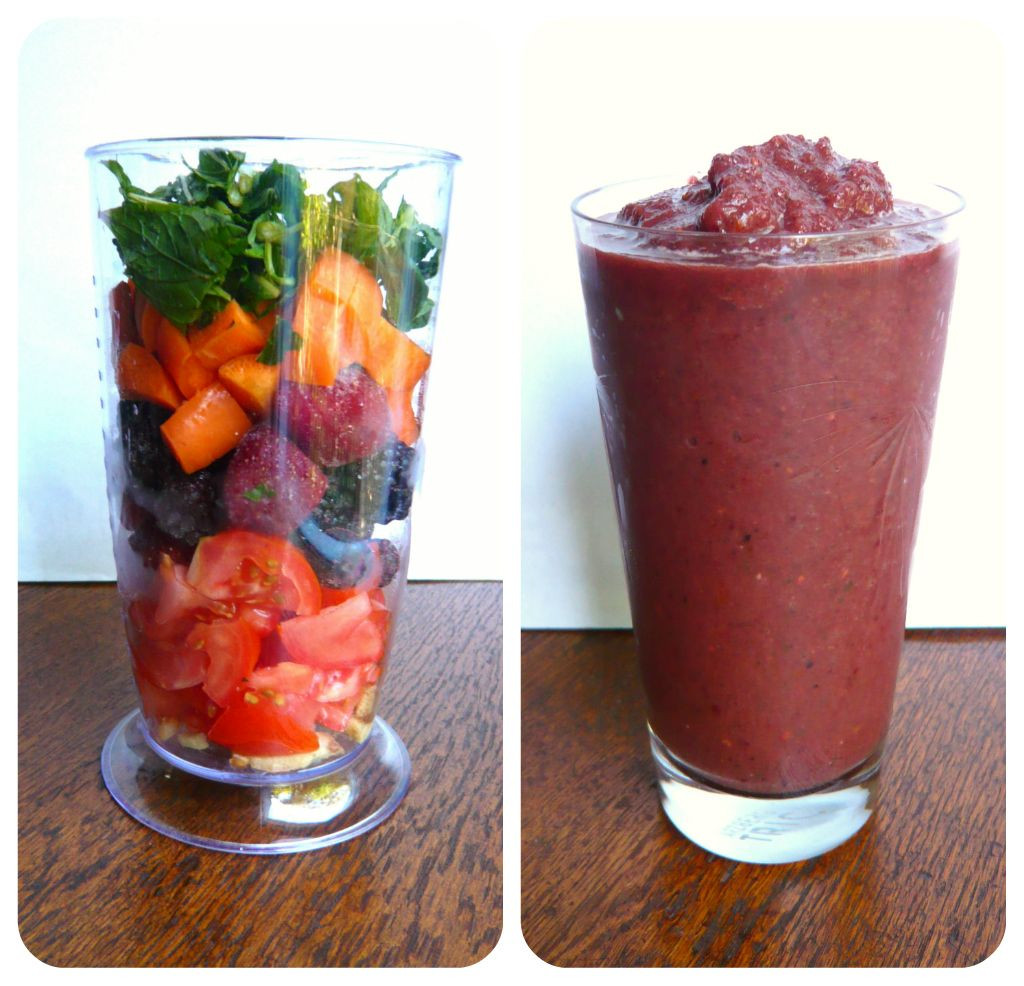 Healthy Fruit And Vegetable Smoothie Recipes  Fruit and ve able smoothies for health and nutrition
