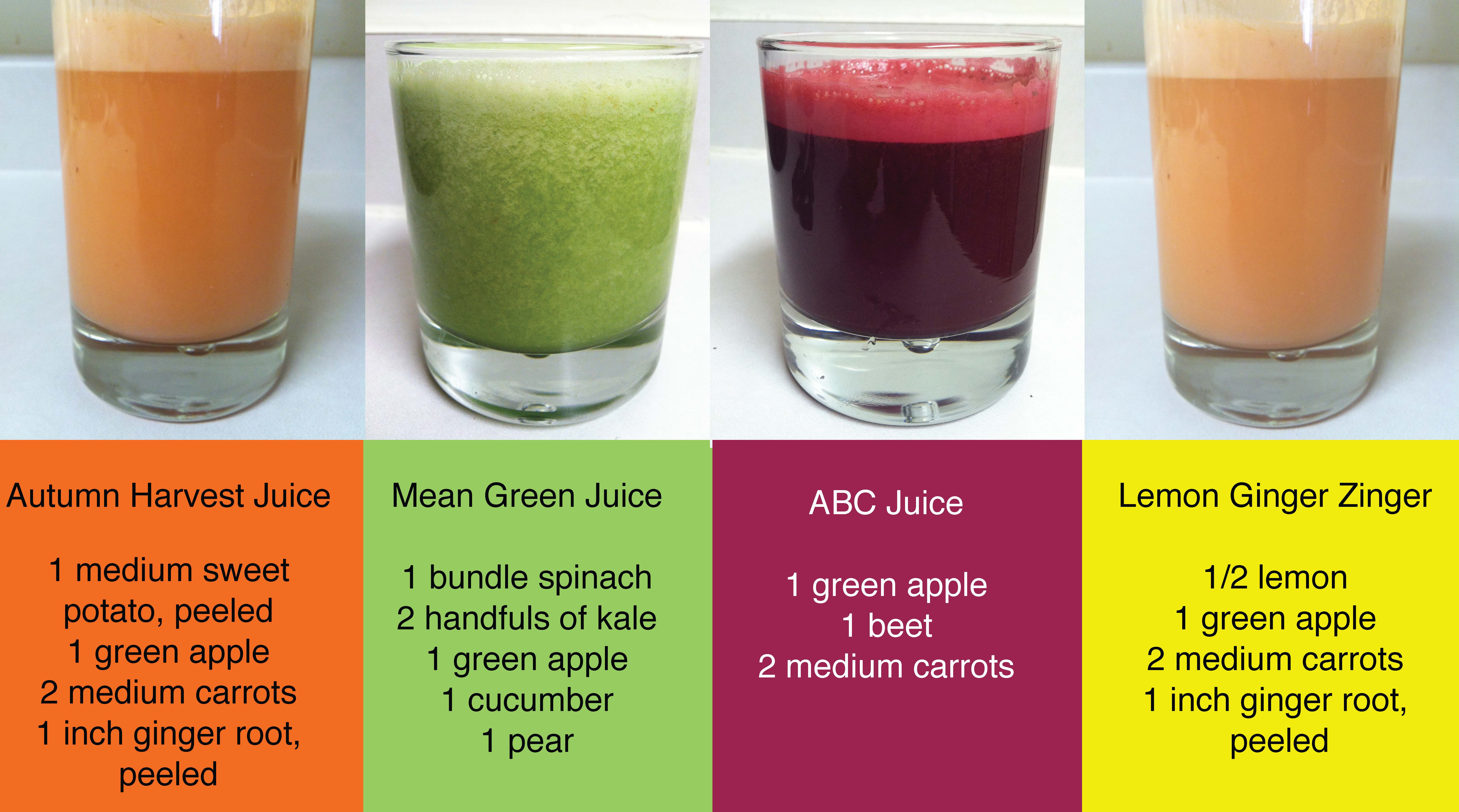 Healthy Fruit And Vegetable Smoothie Recipes For Weight Loss  Healthy Juice Recipes That Help You Lose Weight Fast