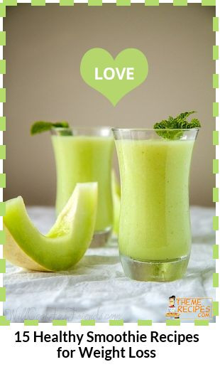 Healthy Fruit And Vegetable Smoothie Recipes For Weight Loss  Fruits and ve ables The run and Weight loss tips on