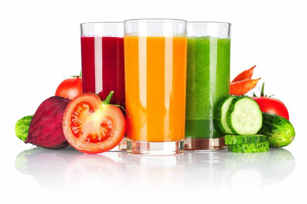Healthy Fruit And Vegetable Smoothie Recipes  The Best Ve ables for Juicing on the Juice Diet