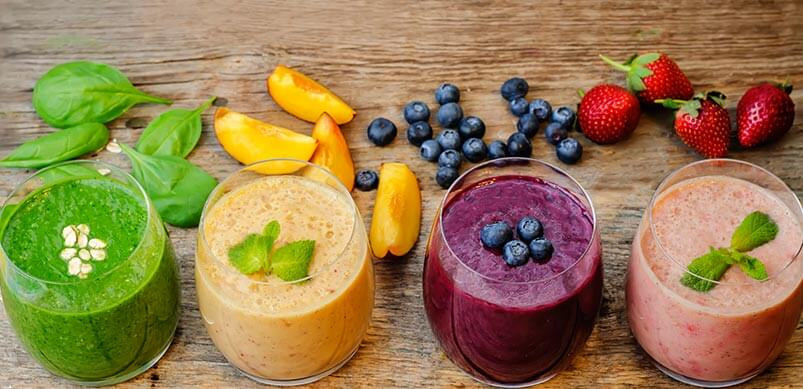 Healthy Fruit And Vegetable Smoothies  3 Smoothie Recipes To Make You Look Good & Feel Good