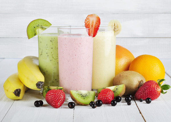 Healthy Fruit And Vegetable Smoothies  Top 7 Healthy Foods for Diabetic People to Stay Fit