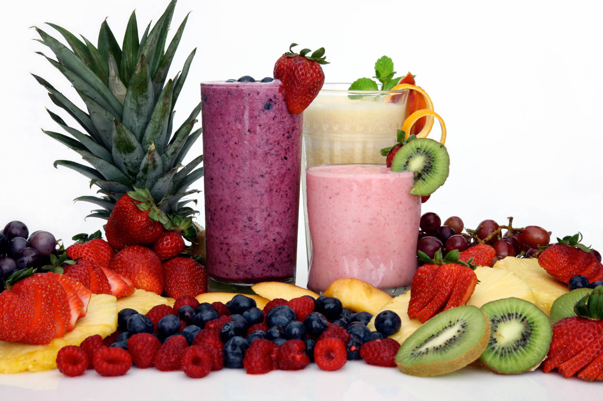 Healthy Fruit And Vegetable Smoothies  The Smoothie Guide — Gentleman s Gazette