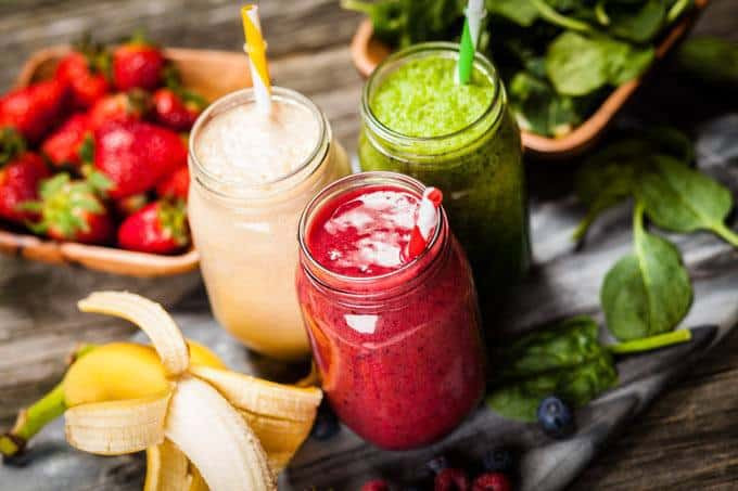 Healthy Fruit And Vegetable Smoothies  Our Recipes for Delicious and Healthy Smoothies