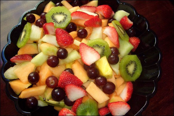 Healthy Fruit Breakfast  Health and Wellness Corner Benefits of Eating Fruits for