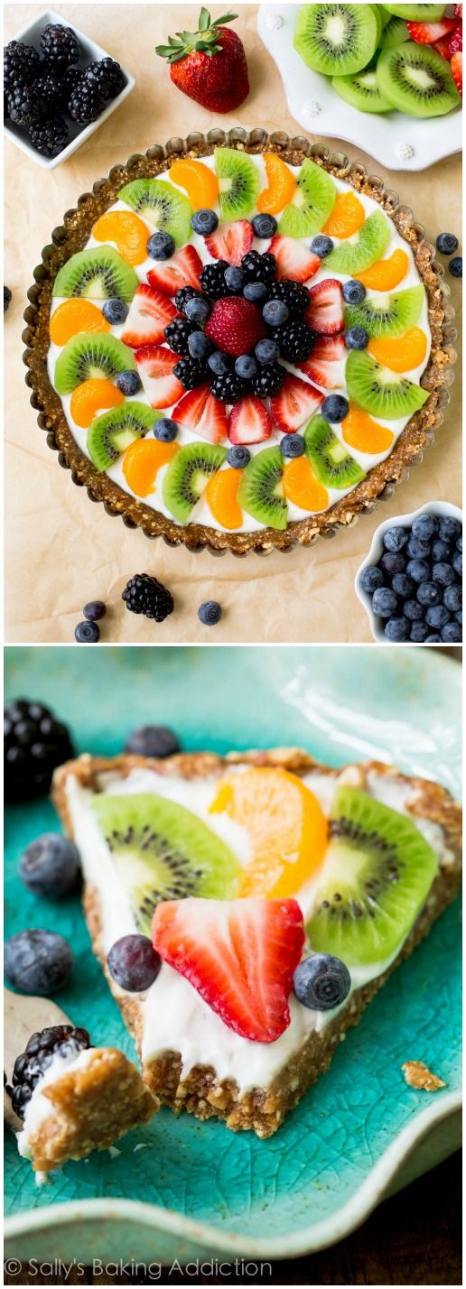 Healthy Fruit Dessert Recipes  25 best ideas about Healthy fruit snacks on Pinterest