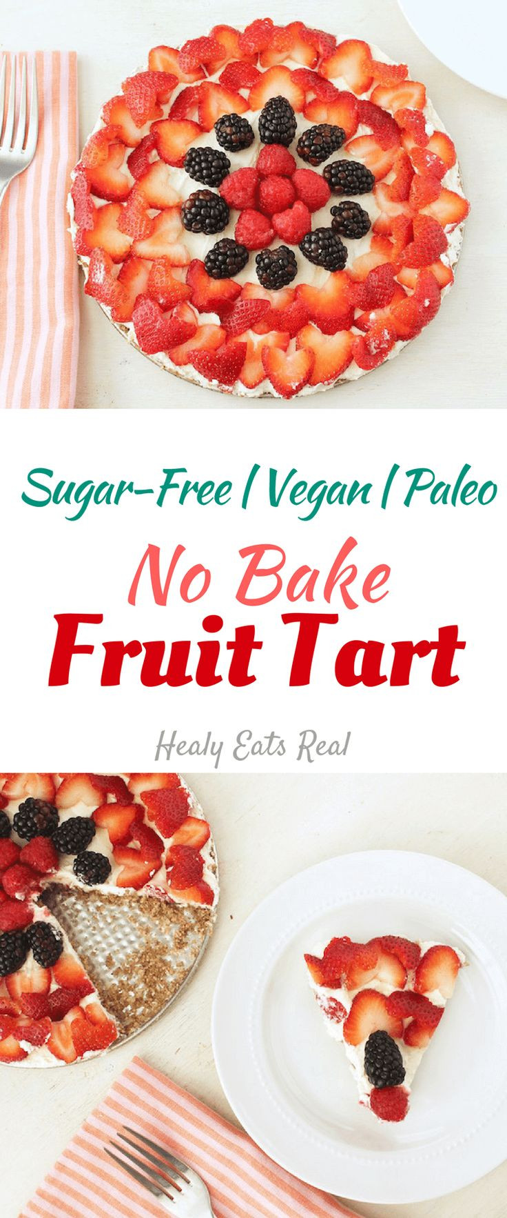 Healthy Fruit Desserts No Sugar  25 Best Ideas about Fruit Tart Recipes on Pinterest