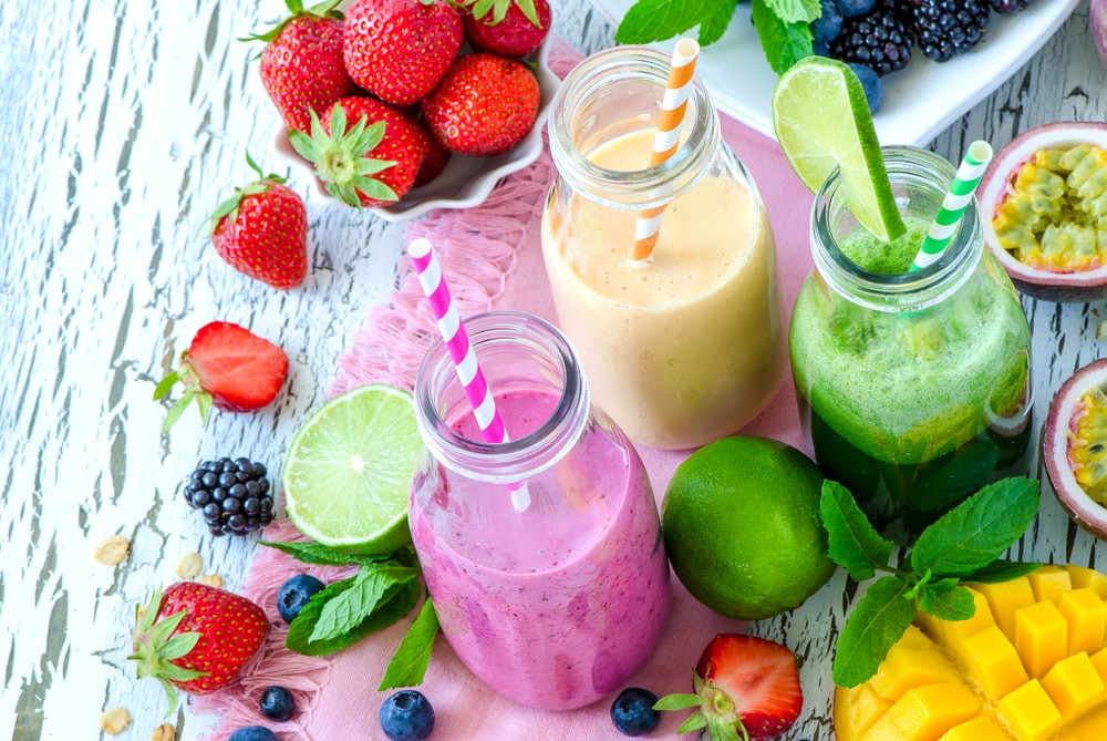 Healthy Fruit Smoothies For Weight Loss  Diabetic Smoothies for Weight Loss