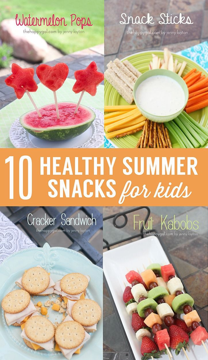 Healthy Fruit Snacks For Adults  10 Healthy Snack Ideas for Kids