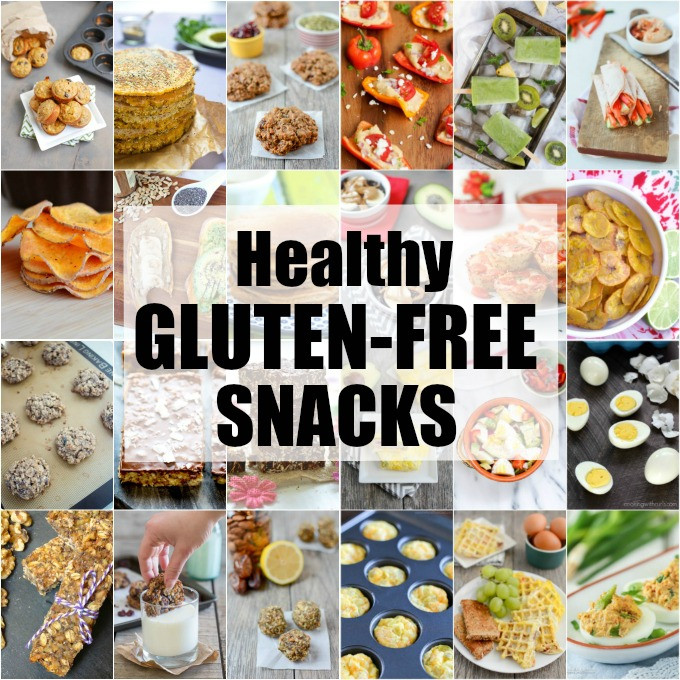 Healthy Fruit Snacks For Adults  Healthy Gluten Free Snacks