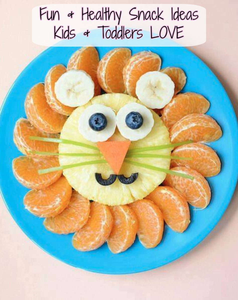 Healthy Fruit Snacks For Kids  19 Healthy Snack Ideas Kids WILL Eat Healthy Snacks for