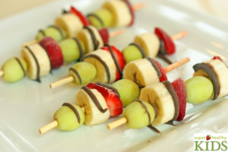 Healthy Fruit Snacks For Kids  5 easy lemonade stand snack recipes the kids will love