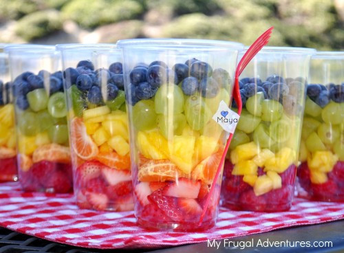 Healthy Fruit Snacks For Kids  Healthy Snacks for Kids for Work for School for Weight
