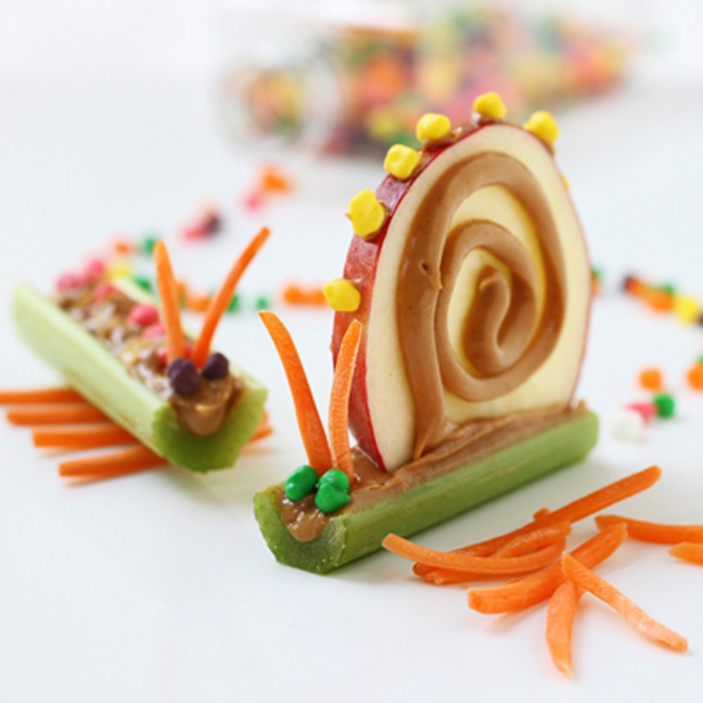 Healthy Fun Snacks  Playing With Food Fun and Healthy After School Snacks for
