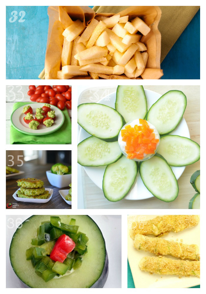 Healthy Fun Snacks For Kids  50 Low Sugar Snacks for Kids