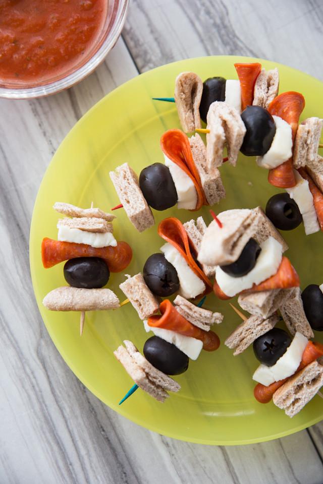 Healthy Fun Snacks  30 Kid Friendly Summer Snacks